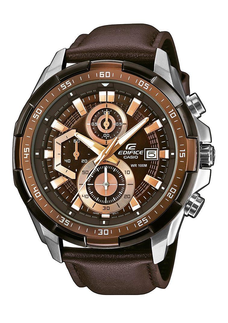 Edifice Chronograph »EFR-539L-5AVUEF«