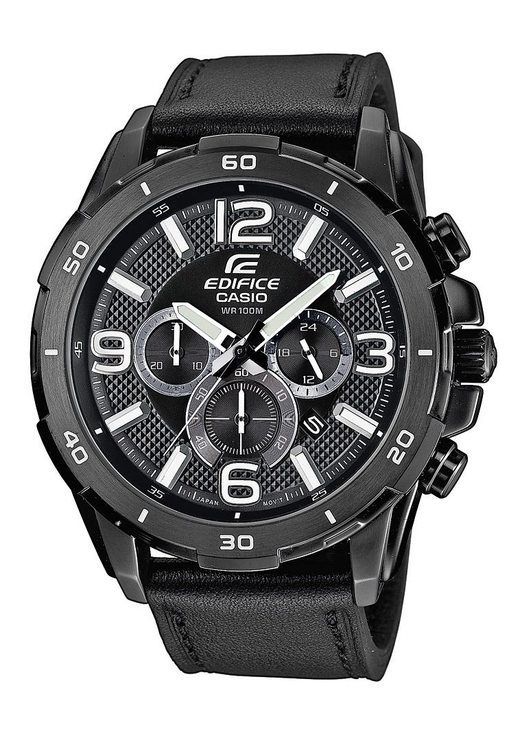 "Casio Edifice, Chronograph, ""EFR-538L-1AVUEF"""