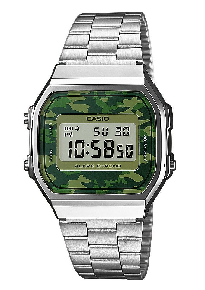 Casio Collection Chronograph »A168WEC-3EF«