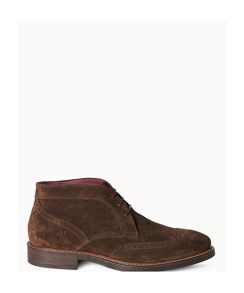 Marc O'Polo Shoes Halbschuh in 790 dark brown
