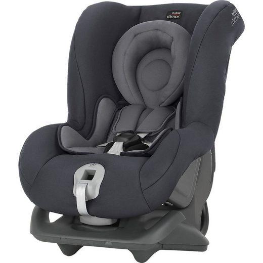 BRITAX RÖMER Autokindersitz »Auto-Kindersitz First Class Plus, Storm Grey«