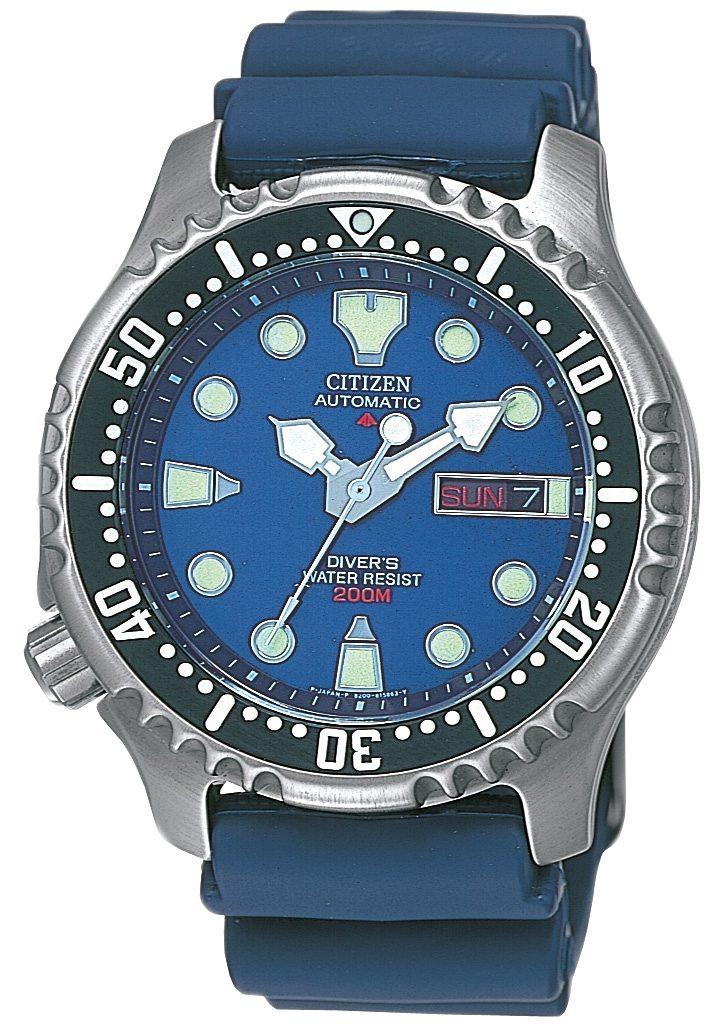 Citizen Automatikuhr »NY0040-17LE«