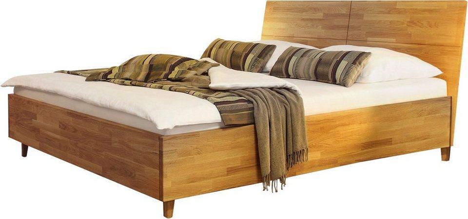 ADA premium Bett »Royal Oak« in Eiche