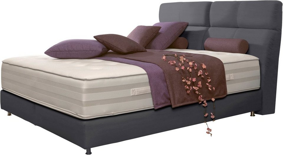 ada premium boxspringbett superior wahlweise mit tonnentaschenfederkern matratze online. Black Bedroom Furniture Sets. Home Design Ideas
