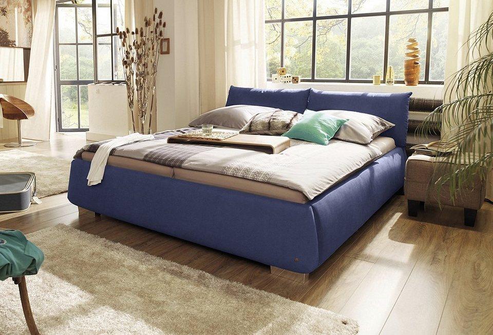 tom tailor polsterbett soft pillow webstoff ohne print. Black Bedroom Furniture Sets. Home Design Ideas
