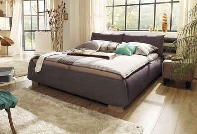 Bett mit Matratze und Lattenrost online kaufen | OTTO Polsterbett X Mit Matratze Und Lattenrost on