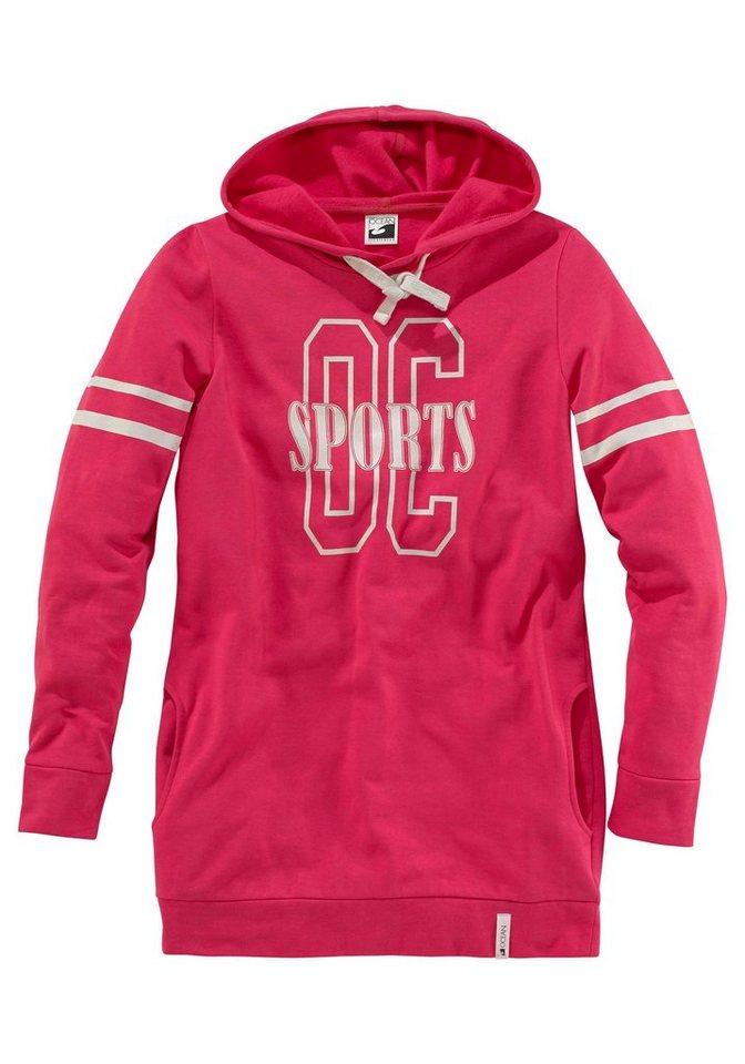 Ocean Sportswear Kapuzensweatshirt in Pink
