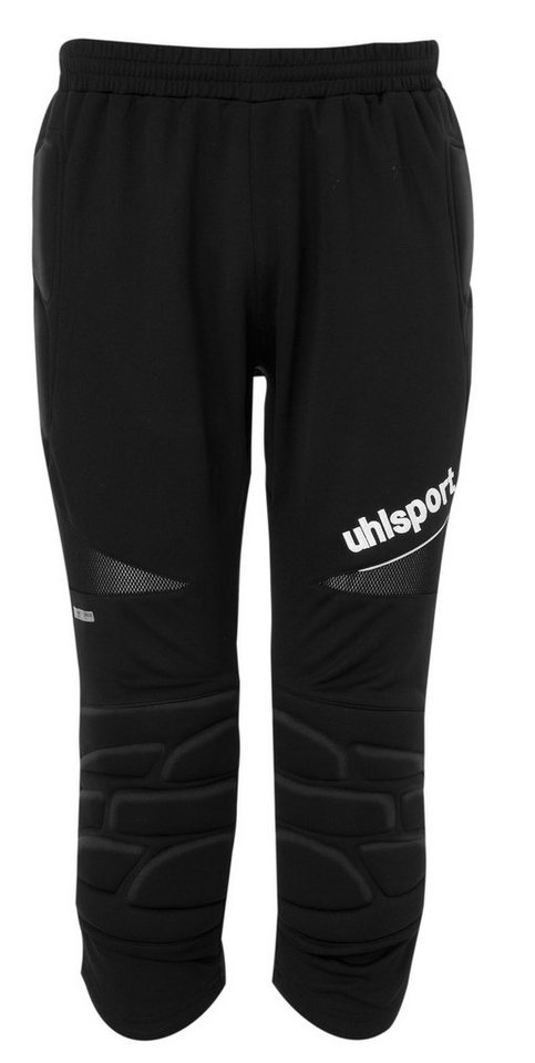 UHLSPORT Anatomic Torwart Longshorts Kinder in schwarz