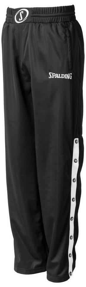 SPALDING Evolution Pants Herren in schwarz / weiß