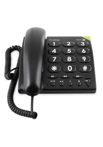 DORO Telefonas analog schnurgebunden »Phone...