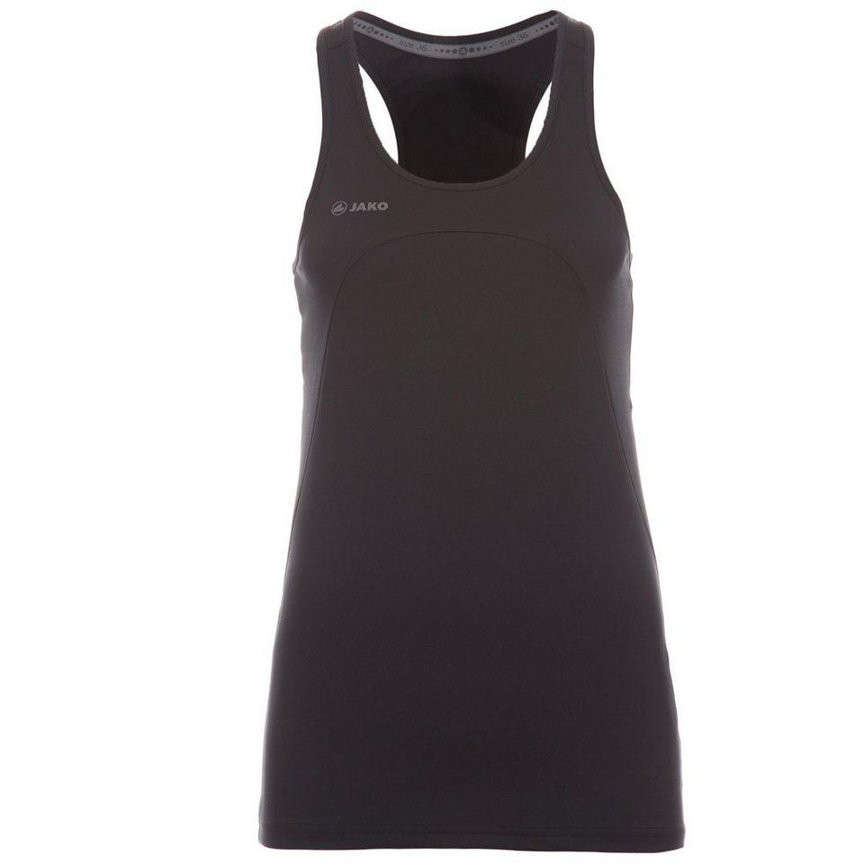 JAKO Tanktop Shape Damen in schwarz