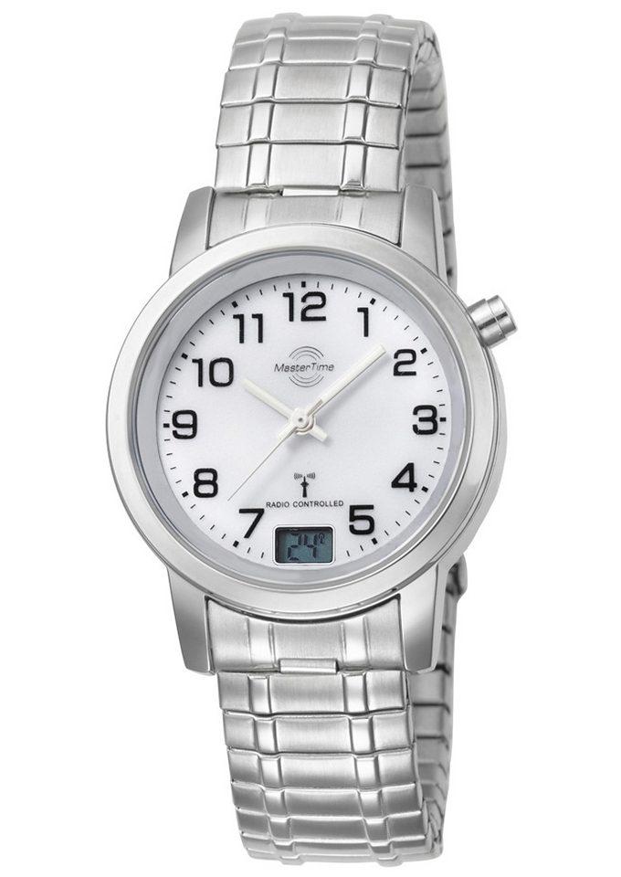 MASTER TIME Funkuhr »MTLA-10307-12M«