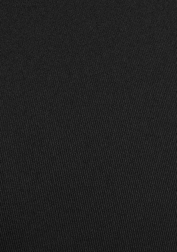 Schwarz Schräge i Aufgesetzte Funktionstights s Seitentaschen H kXiPuZ