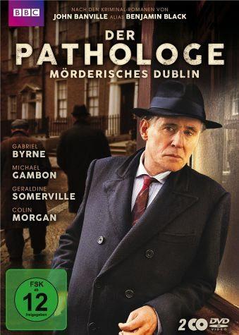 DVD »Der Pathologe - Mörderisches Dublin (2 Discs)«