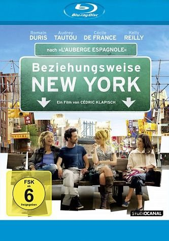 Blu-ray »Beziehungsweise New York«