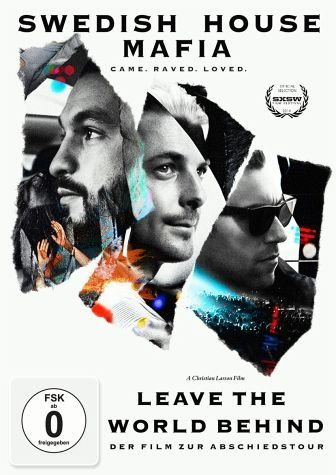 DVD »Swedish House Mafia: Leave The World Behind«
