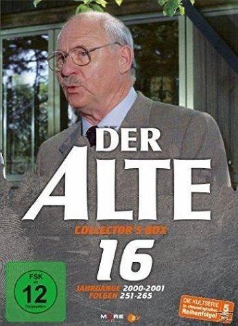 DVD »Der Alte - Collector's Box Vol. 16 (Folgen...«