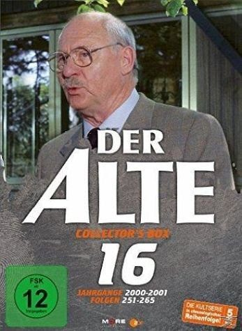 DVD »Der Alte - Collector's Box Vol. 16 (Folgen...«
