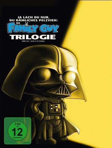 DVD »Family Guy Trilogie - Ja, lach du nur, du...«