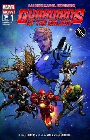 Broschiertes Buch »Guardians of the Galaxy 01.«