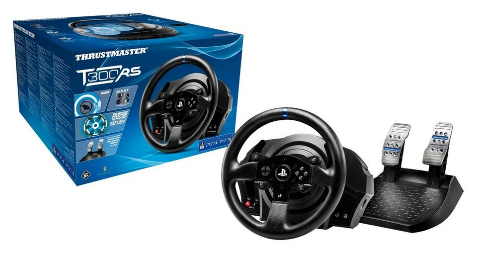 Thrustmaster Lenkrad T300 RS Racing Wheel »(PS4 PS3)«