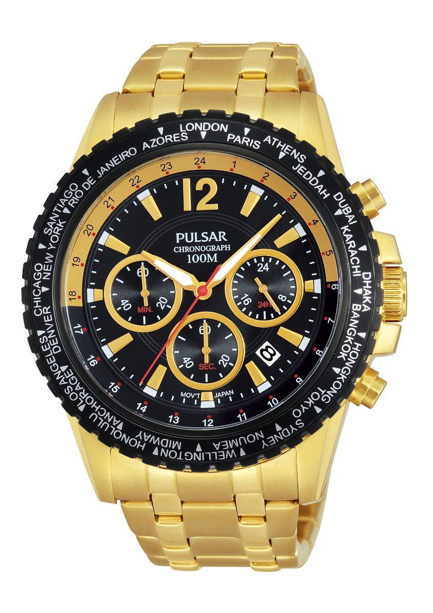 Pulsar Chronograph »PT3578X1«