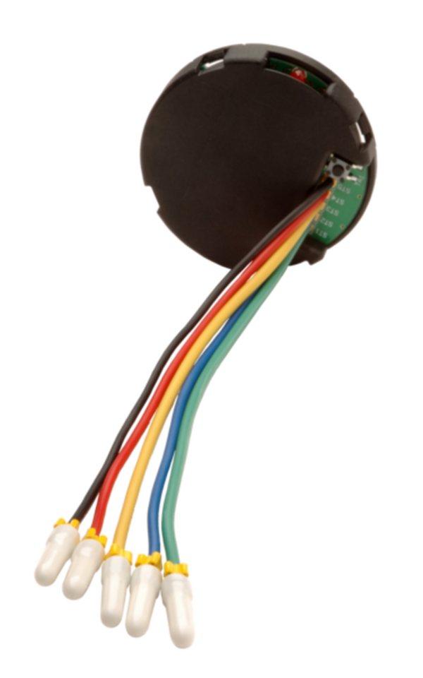 eQ-3 Unterputzsender »Funk-Tasterschnittstelle 4-fach, Unterputzmontage« in Schwarz