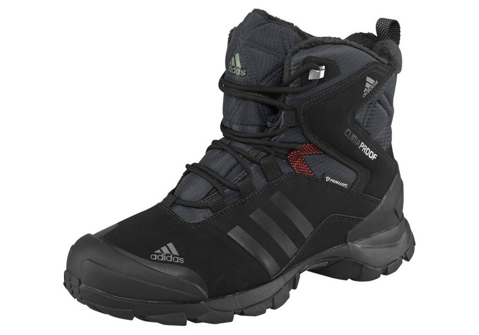 adidas Performance »Winterhiker Speed CP« Winterstiefel in schwarz