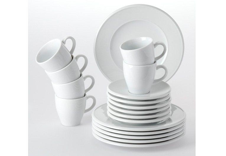 Porzellan-Serie, »Novo« in weiß