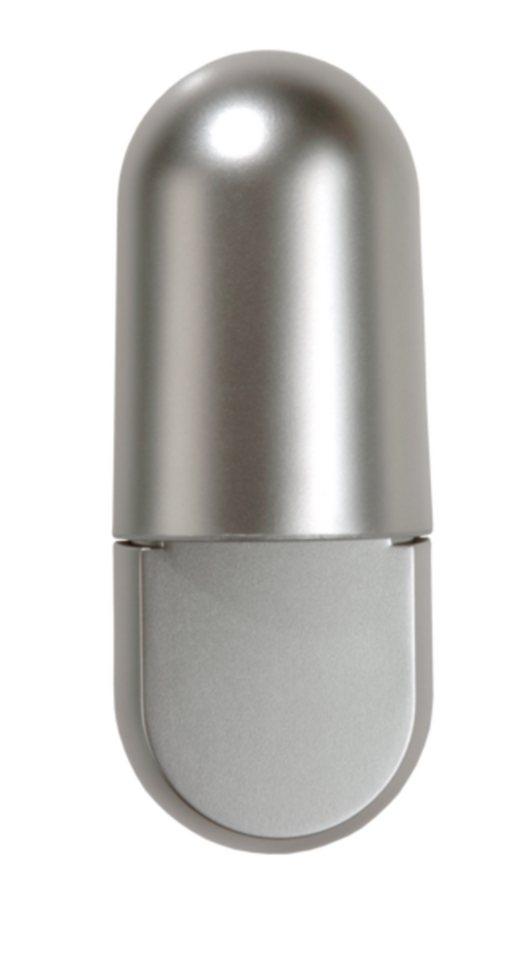 eQ-3 Umweltsensor »HM-WDS-OTH Temperatur-/Feuchte-Sensor, AUSSEN« in Silber