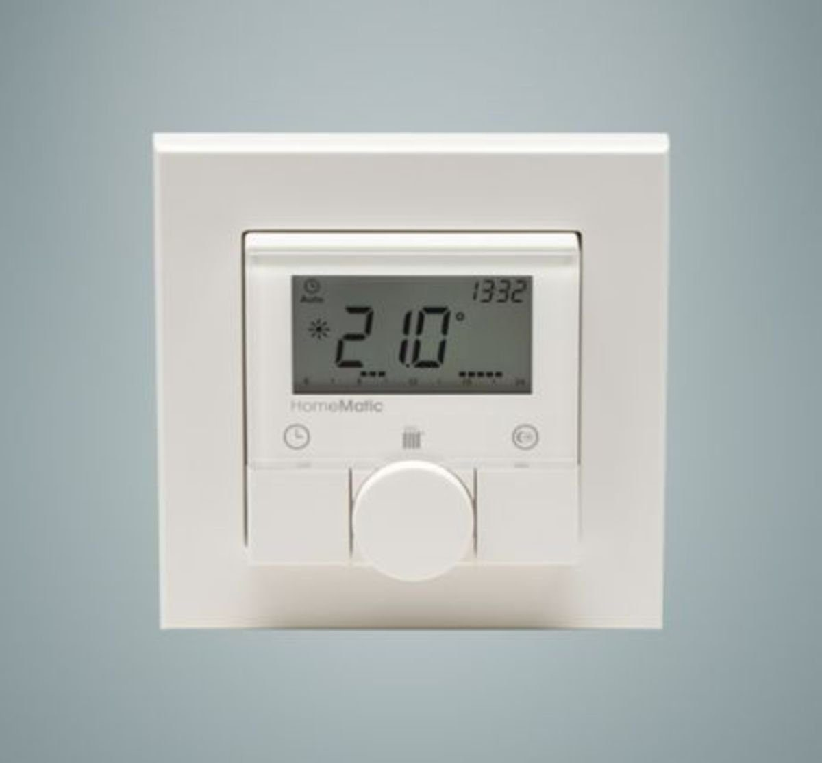 eQ-3 Thermostat »Funk-Wandthermostat, AP 55mm Rahmen«