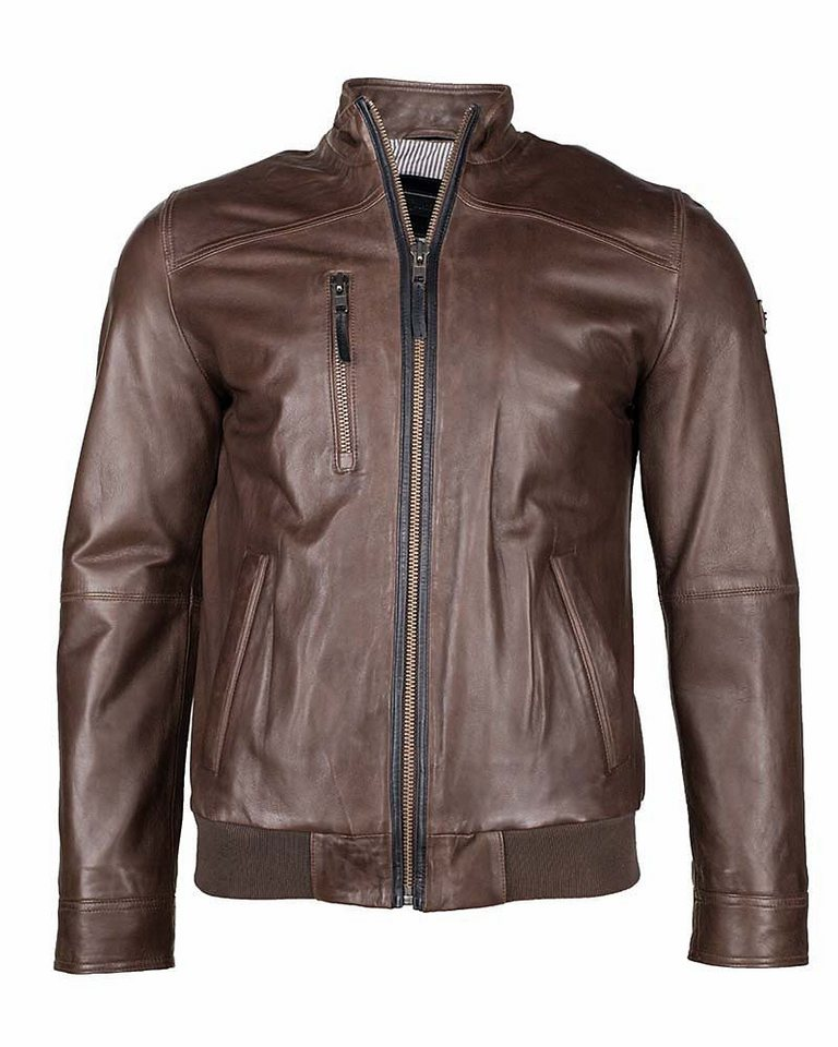 JCC Lederjacke, Herren »Lamina« in brown