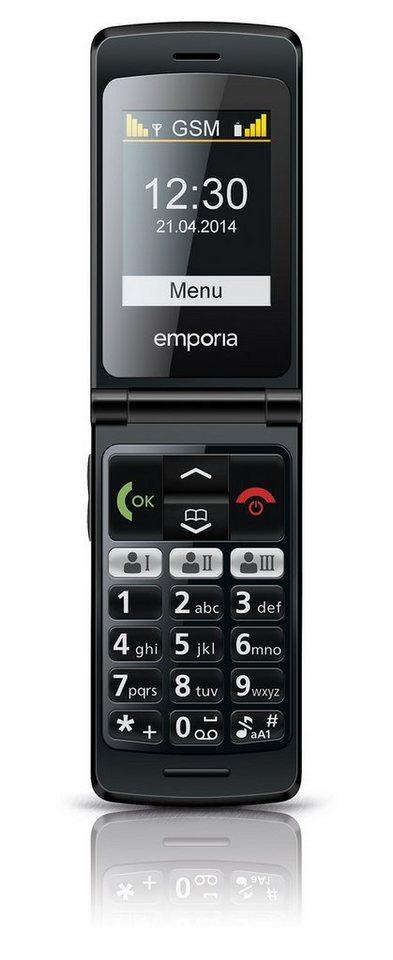 Emporia Handy »FLIP basic« in Schwarz