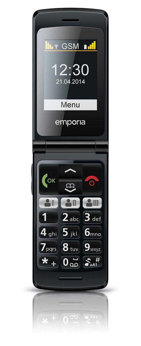 Emporia Handy »FLIPbasic (weiß)«