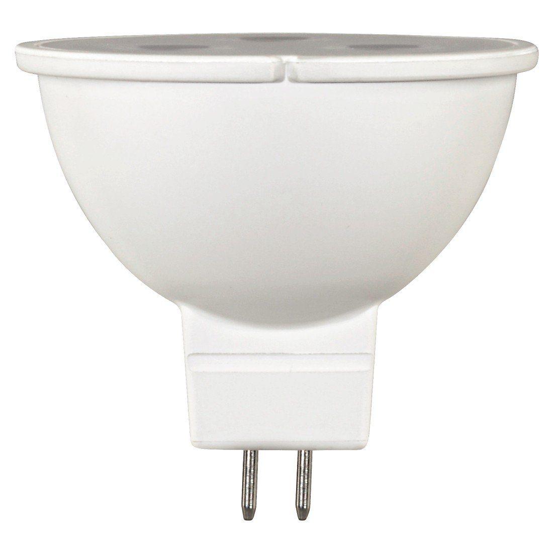 Xavax LED-Reflektorlampe, 3,9W, GU5,3, MR16, Warmweiß