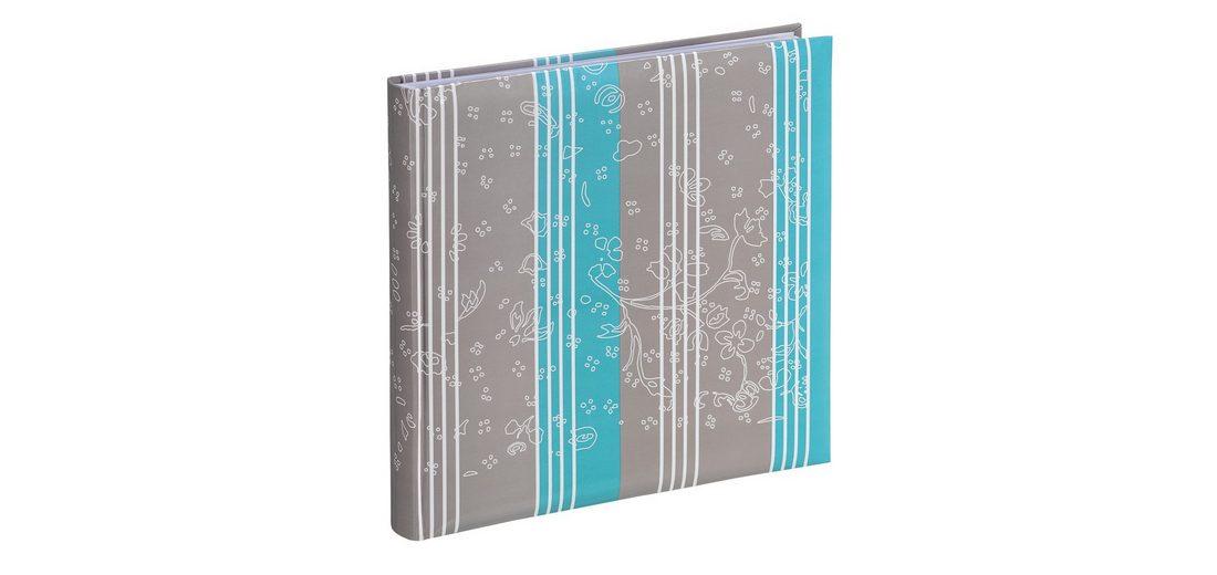 Hama XL-Album Curly, 30x30 cm, 60 weiße Seiten, Breeze