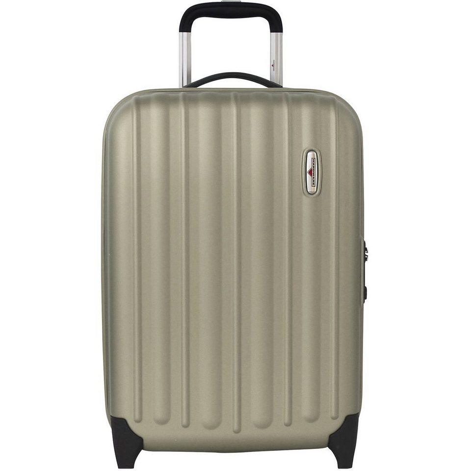 Hardware Profile Plus Cabin Size Kabinen-Trolley S 2-Rollen 55 cm in champagnerfarben