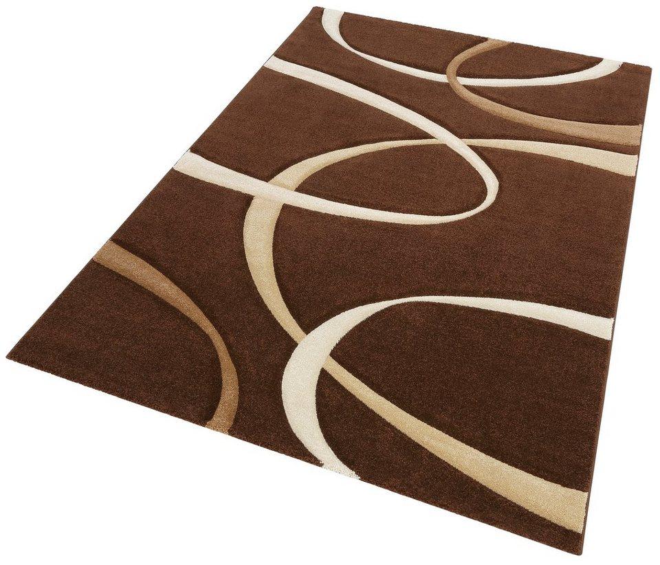 teppich »bilbao«, my home, rechteckig, höhe 13 mm | otto - Gemutlichkeit Zu Hause Weicher Teppich