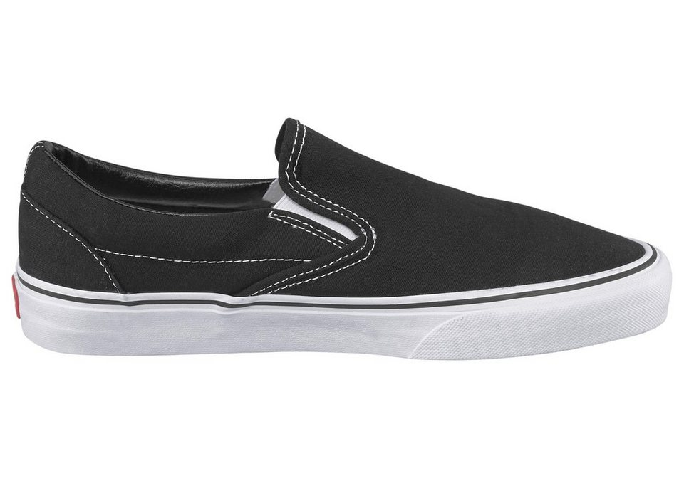 vans classic slip on sneaker jungen maedchen schwarz bunt v4j2ib1. Black Bedroom Furniture Sets. Home Design Ideas