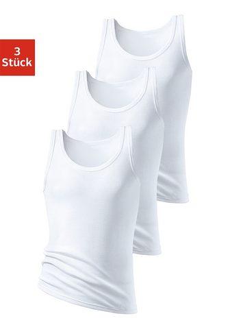 H.I.S Apatiniai marškinėliai 3 vienetai