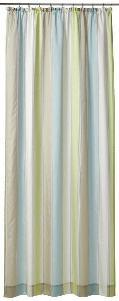 Vorhang, Gardisette, »Vero« (1 Stück) in grün