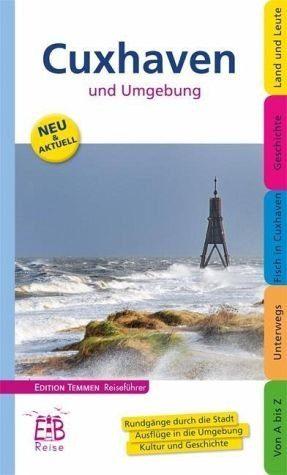 Broschiertes Buch »Cuxhaven und Umgebung«