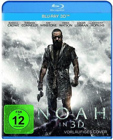 Blu-ray »Noah (Blu-ray 3D, + Blu-ray 2D)«