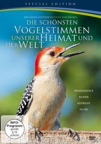 DVD »Die schönsten Vogelstimmen unserer Heimat und...«