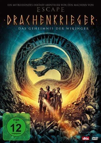 DVD »Drachenkrieger - Das Geheimnis der Wikinger«