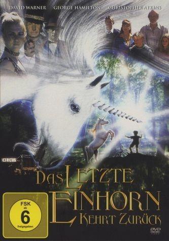 DVD »Das letzte Einhorn kehrt zurück«