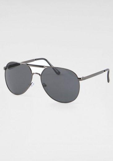 J.Jayz Sonnenbrille dunkel getönte Gläser