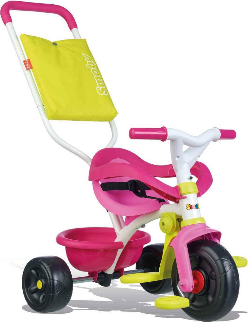 Smoby Dreirad »Be Fun Komfort, rosa«, Made in Europe