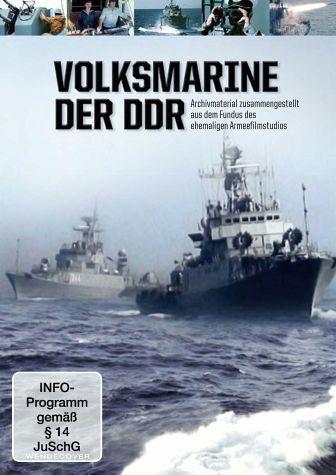 DVD »Volksmarine der DDR«
