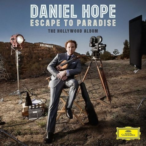 Audio CD »Daniel Hope: Escape To Paradise-The Hollywood...«
